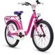 s'cool niXe 18 - Bicicletas para niños - alloy rosa